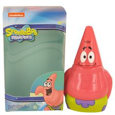 Spongebob Squarepants Patrick Cologne By NICKELODEON FOR MEN