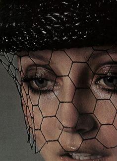 """Vogue Paris March 1971 """"Beauté 71: De tendres petits riens"""" Model: Ingrid Boulting Photographer: Guy Bourdin"""