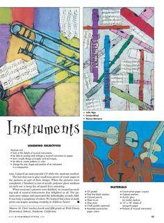 Imaginative Instruments