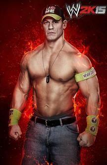 #WWE2K15: John Cena