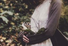 Fairy tale about a girl who became a tree.. by laura-makabresku.deviantart.com on @deviantART