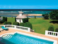 Half Moon Villa in Jamaica #beachweddings