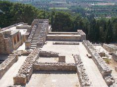 Mínojský palác, Kréta