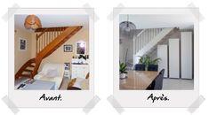 Avant / après : la métamorphose d'une pièce à vivre