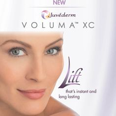 JUVEDERM VOLUMA injectable gel FDA-approved to instantly add volume to the cheek area #fillers #antiaging #allergan #michigan