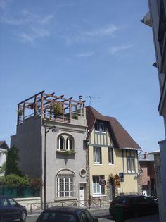 Où suis-je ?  La pergola qu'on aimerait avoir !!!    www.parisiandays.com