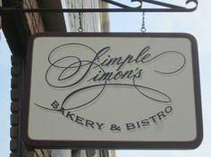 Simple Simon's: Riverside CA.  Great breakfasts.  Great place.