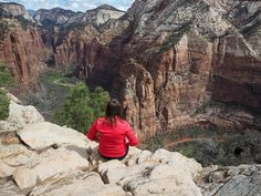I Hiked to Angels Landing and Didn't Die!
