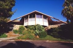House of Tomorrow - Elvis Honeymoon Hideaway #PalmSprings, CA