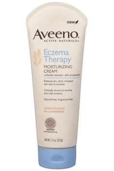 """I know it says """"eczema therapy"""" in the name, but that's only to keep away people who aren't serious about having the most hydrated skin ever. I have super dry skin, and this lotion is so emollient that even doctors recommend it (that's how I heard about it, anyway). The secret ingredient is ceramides, which occur naturally in our skin and keep in moisture. This product has a thick texture, but it's not as difficult to rub in as some of the creamier formulations I've tried.—Estelle Tang…"""