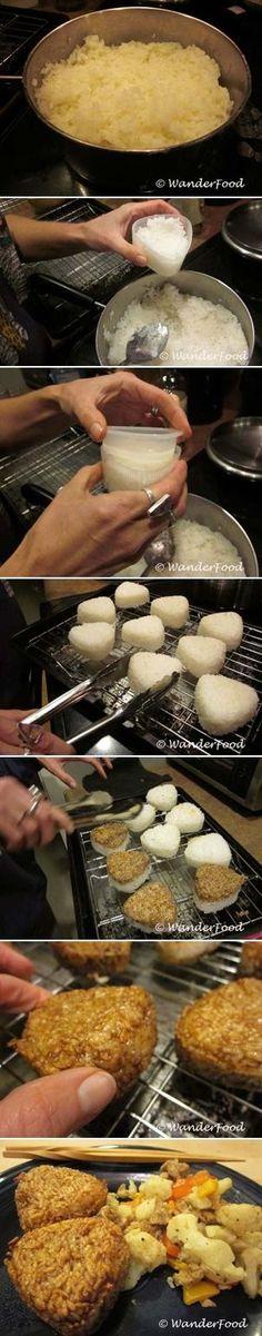 Japanese Onigiri Recipe