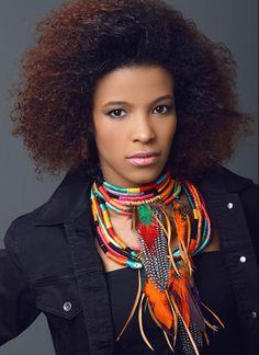 Fashion designer Sara Diaz Marcos