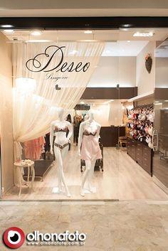 Deseo Lingerie   (48) 3029-7413  Shopping Ideal – Barreiros – São José - SC (Brazil) http://www.deseolingerie.com.br