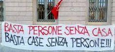 case popolari e persone indignate: richiesta e-mail case popolari Napoli
