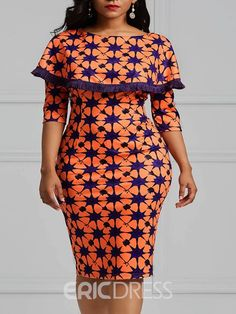 Short Ankara Gown Styles That Are Currently Trending Short African Dresses, Latest African Fashion Dresses, Ankara Fashion, African Print Dress Designs, Traditional African Clothing, African Attire, Mode Outfits, Fashion Outfits, Ideias Fashion