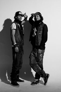 Les Twins: I have the biggest, most childish crush on them lol