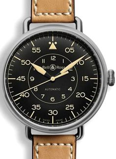 Meet Bell and Ross W1-92 Heritage Watch Watches Channel