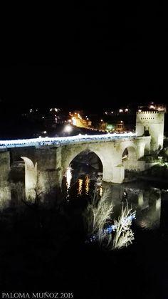 Puente de San Martín. Saint Martin Bridge Toledo