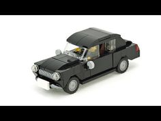 "LEGO Old Car ""Volga"". MOC Building Instructions - YouTube"