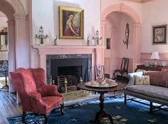 130 Best 18th Century American Homes Interiors Images