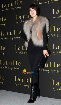 Korean Celebrities | Seoul Fashion Week