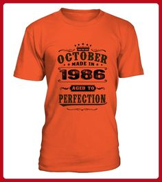 1986 October Aged To Perfection - Fotografen shirts (*Partner-Link)