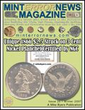 minterrornews.com Sell Coins, Us Coins, Sacagawea Dollar, Coin Auctions, Coin Market, Error Coins, World Coins