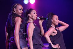The fierce divas from En Vogue rocked the Hard Rock Live Stage for their #pinktober2015 Charity Concert to benefit Susan G. Komen of Northeast Ohio on 10.22.15.