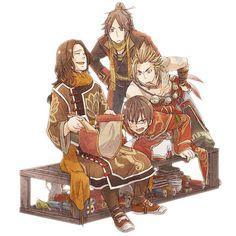 Tags: Fanart, Dynasty Warriors, Pixiv, Ling Tong