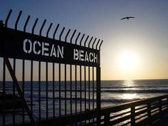 Ocean Beach, CA - love it!