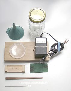 Make Your Own Colloidal Silver - Multiple Methods
