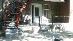 Réparation de balcon de béton Construction, Outdoor, Building, Outdoors, Outdoor Games