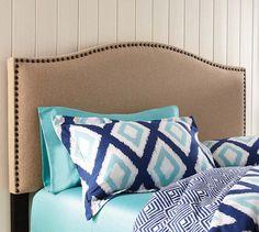 Better Homes And Gardens Grayson Linen Headboard In Oatmeal