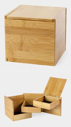 Lawrence folding box