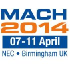 Orbital & TIG Welding Services - Orbital Fabrications Cambridge will be exhibiting at the MACH 2014 show at the NEC in Brimingham between the 7th and 11th of April 2014 - we hope to see you there, we are at stand 4828.