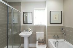 All of our luxury family bathrooms at #MeonVale are fitted with eco-friendly Hansgrohe technology.
