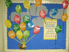 Cute Bulletin Board Ideas | this bulletin board was adapted from roseanne sartori s book