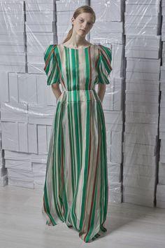 Vika Gazinskaya  #VogueRussia #readytowear #rtw #springsummer2018 #VikaGazinskaya #VogueCollections