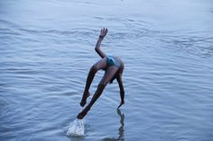 Pick your own style of a holy dip - Varanasi