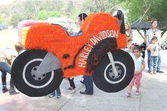 "Photo 1 of 27: Harley Davidson / Birthday ""Sebastián 3 years"" | Catch My Party"