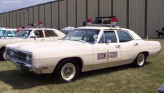 1970 Ford Custom, Illinois State Police