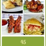 45 Great Party Food Ideas - Rock Recipes