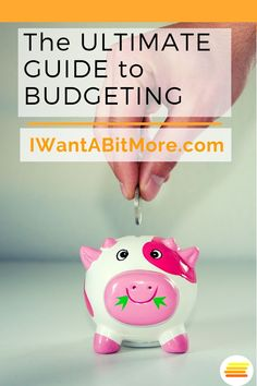 How to budget - the ultimate guide to budgeting. If you are struggling to manage your money or if you have money goals, making a budget is the key to success. Save Money On Groceries, Ways To Save Money, Money Tips, Money Saving Tips, Money Hacks, Budgeting Finances, Budgeting Tips, Setting Up A Budget, Saving For Retirement