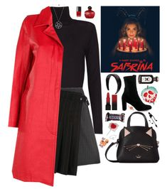 Sabrina Spellman Outfit - Source by jilsundermann - Halloween Outfits, Fall Outfits, Cute Outfits, Fashion Outfits, Estilo Aria Montgomery, Witch Outfit, Estilo Grunge, Sabrina Spellman, Fandom Fashion