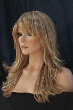 lindos cortes para cabelos longos