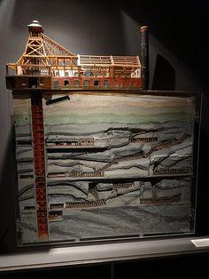 Model of a Coal Mine