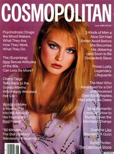 Six Decades Of Cosmo Covers Show How 'Sexy' Has (And Hasn't) Changed
