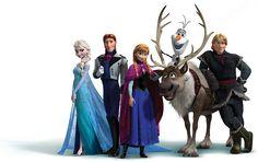 Disney Frozen Wallpaper HD