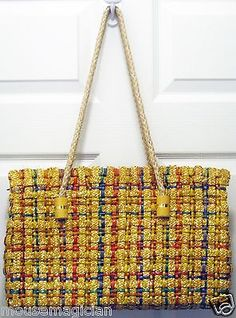 Love this handmade bag. I added it to my eBay Collection. #FOLLOWITFINDIT