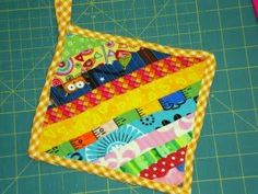 I know we all love fabric but I just adore scraps!! If someone is selling a bag of scraps, I am there!! I think sometimes fabrics can b...